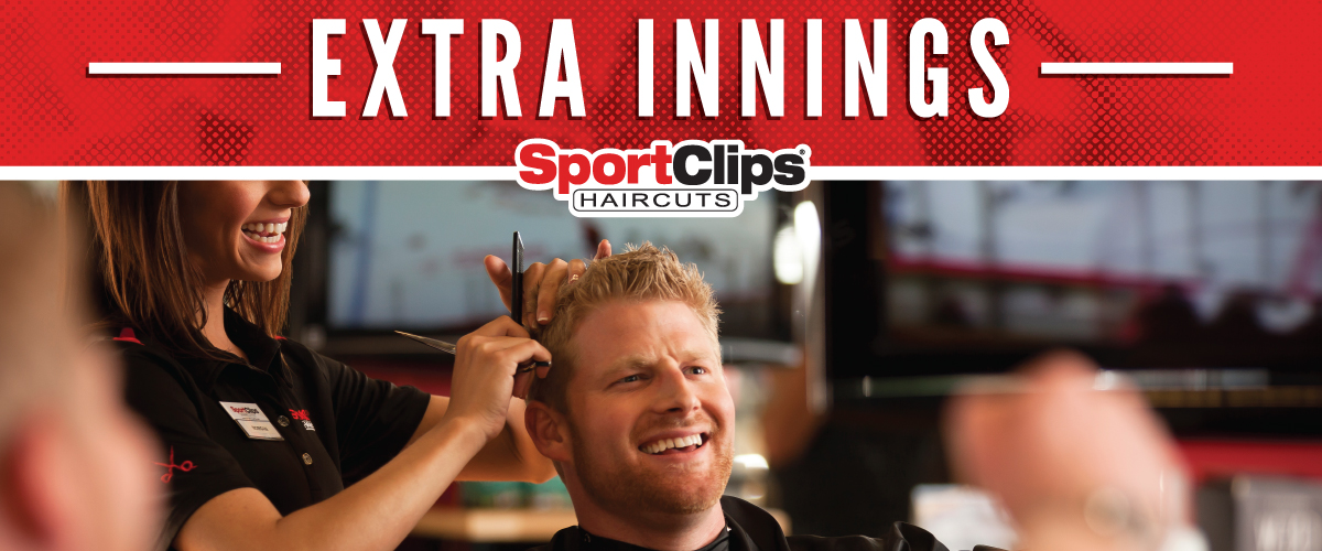 The Sport Clips Haircuts of South Euclid - Cedar Center North Extra Innings Offerings